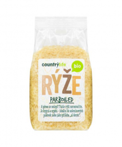 Country Life BIO Ryža parboiled 500 g